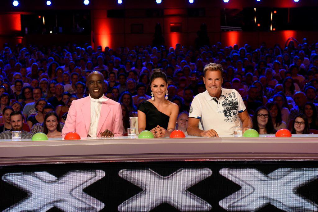 Die Supertalent-Jury ist zu allen Schandtaten bereit