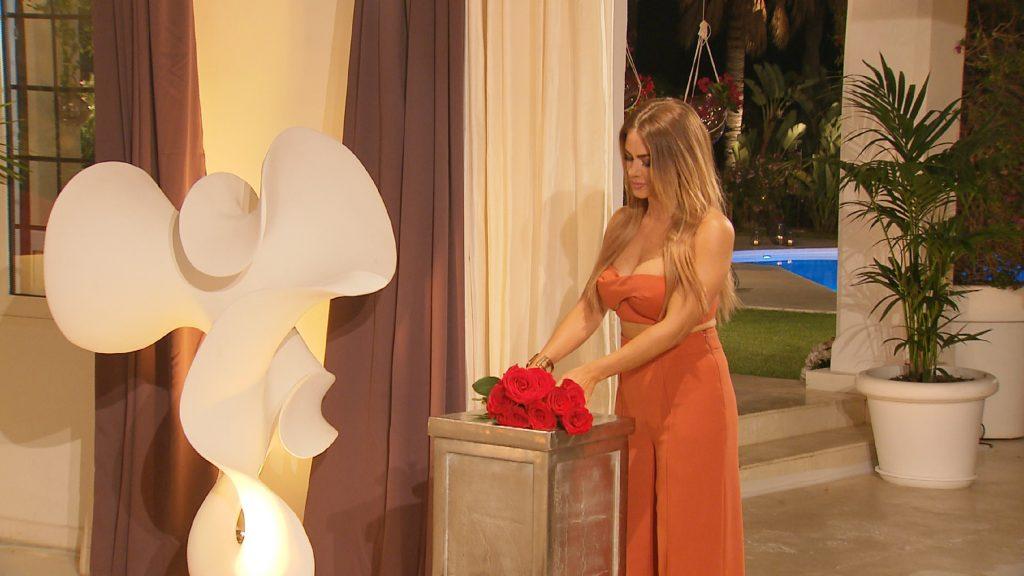 Für Jessica wird die vierte Nacht der Rosen ein emotionels Chaos.