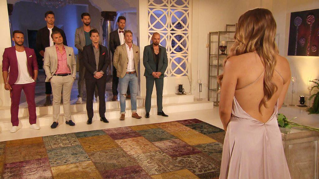 Die fünfte Nacht der Rosen steht an und Jessica steht erneut vor einer schweren Entscheidung.